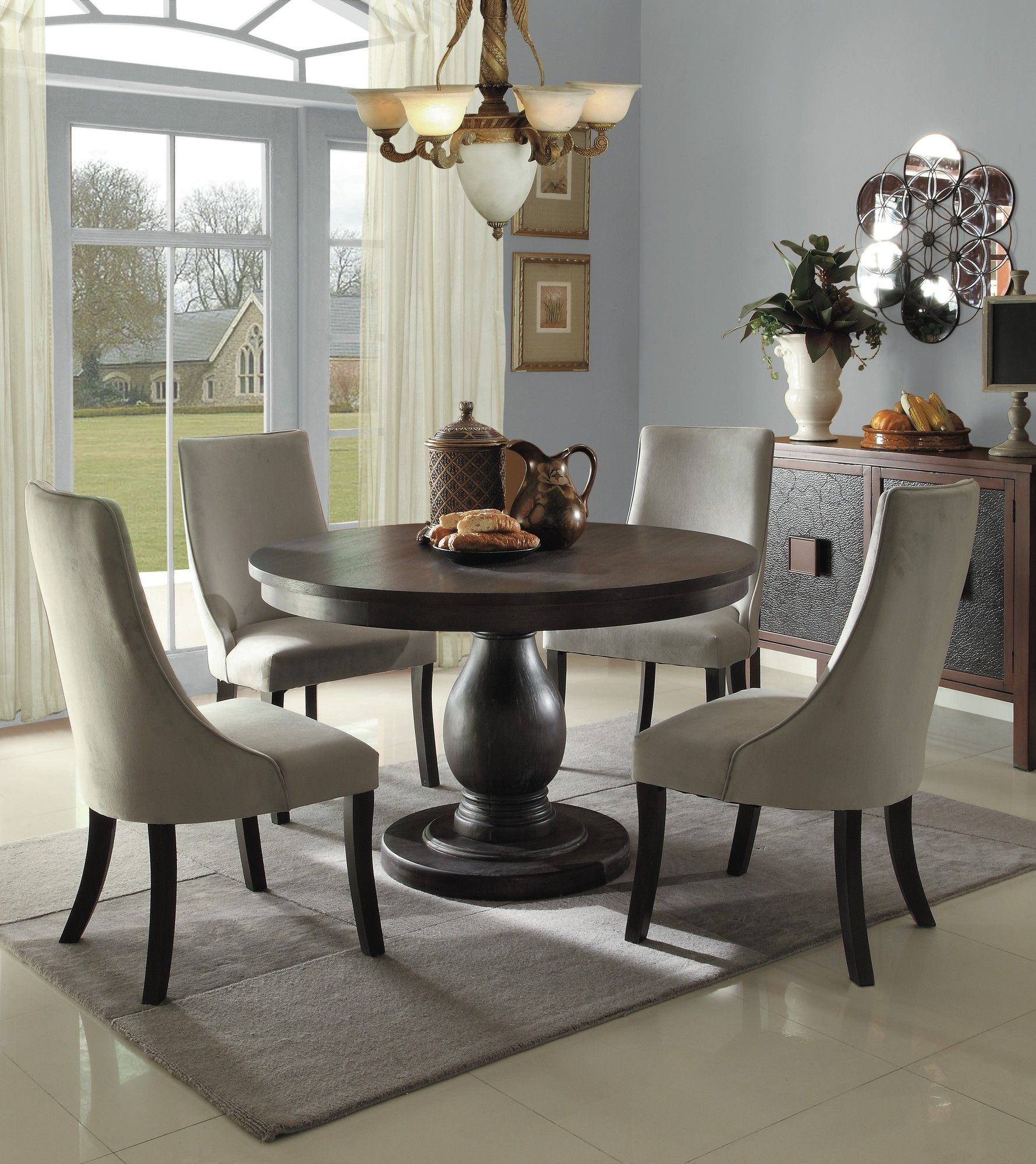 Dandelion 5 Piece Dining Set