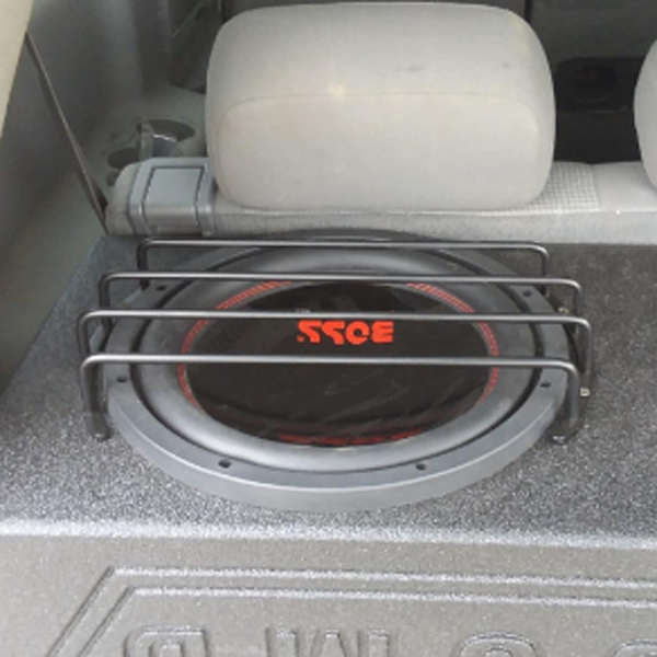 If you want to think about the car speaker for this