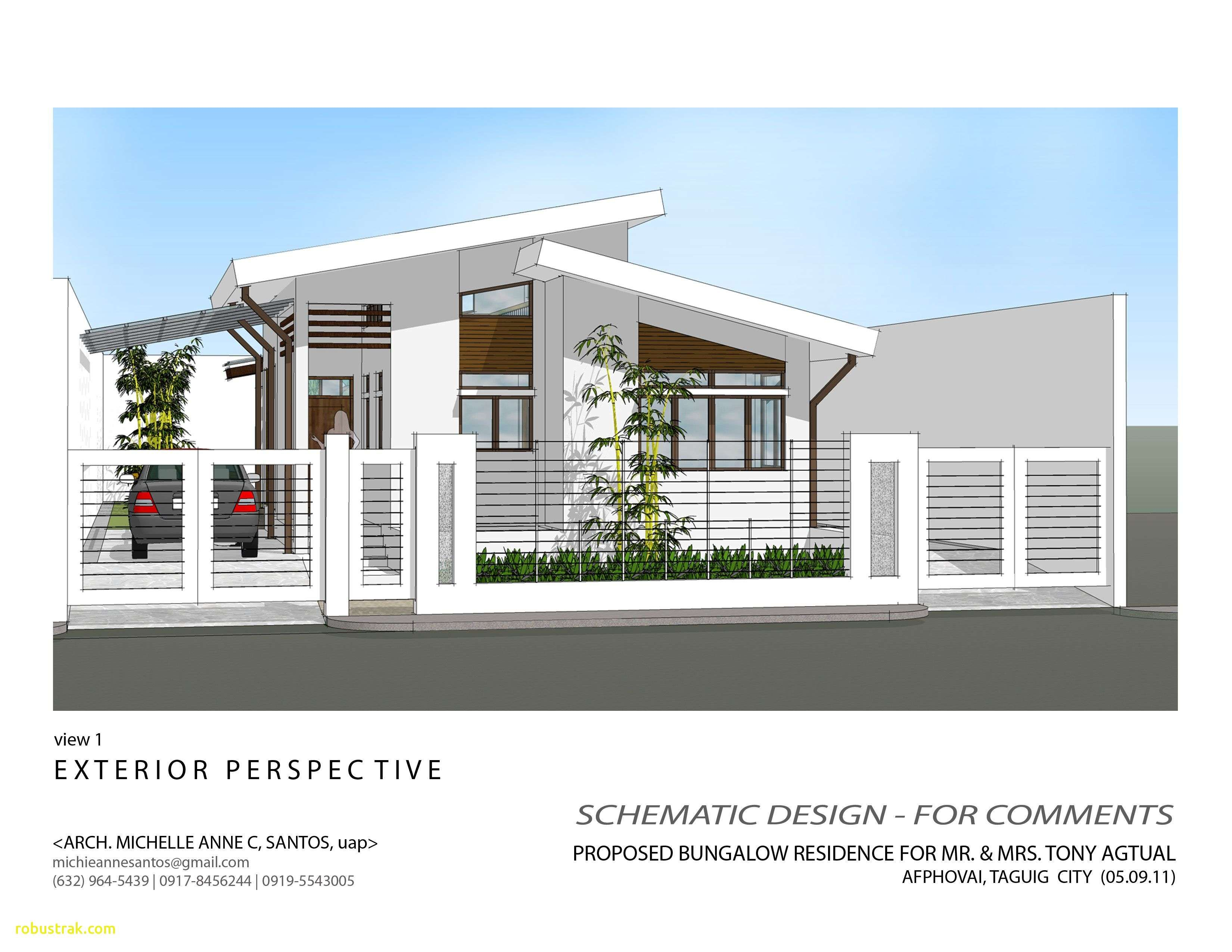 New Bungalow Houses In Philippines Pictures Home Design Ideas Modern Bungalow House Bungalow House Design Bungalow House Plans