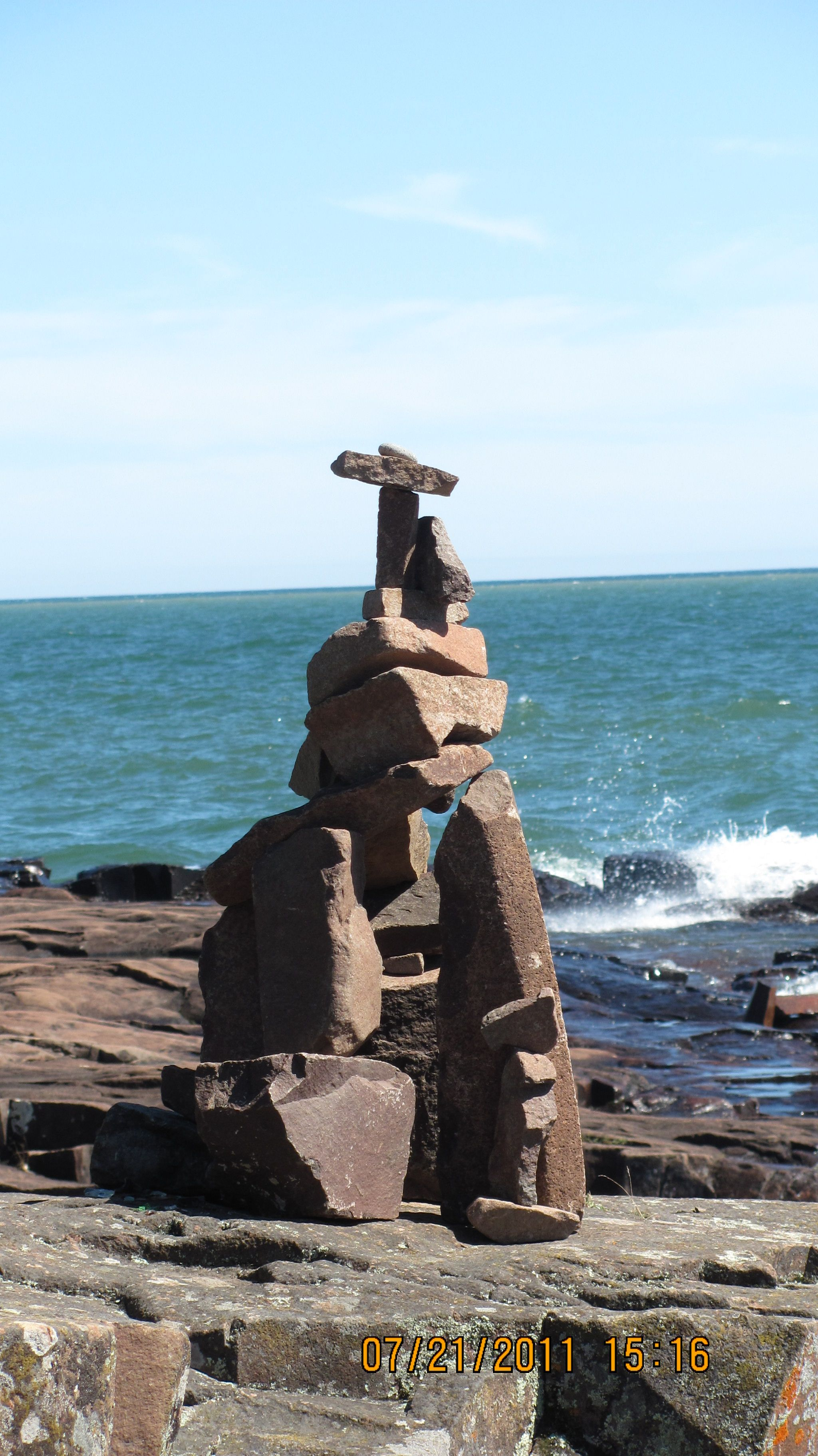 Artist's Point, Grand Marais. One of our favorite places