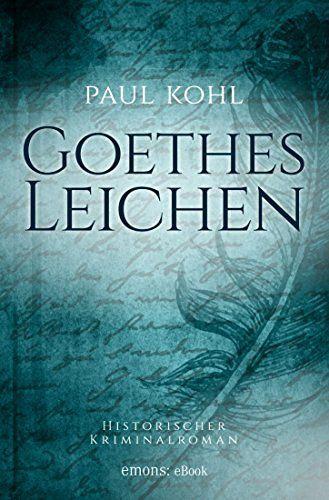 Goethes Leichen…