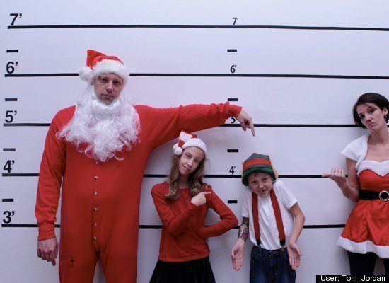 The Funniest Holiday Family Photos Ever | Family christmas photos ...