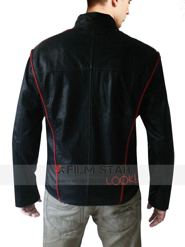 This Mass Effect N7 game leather jacket is a great collection available at Film Star Look store at an amazing price with Free worldwide shipping. Order now, best for game lovers, clubs, hangouts and Bikers!