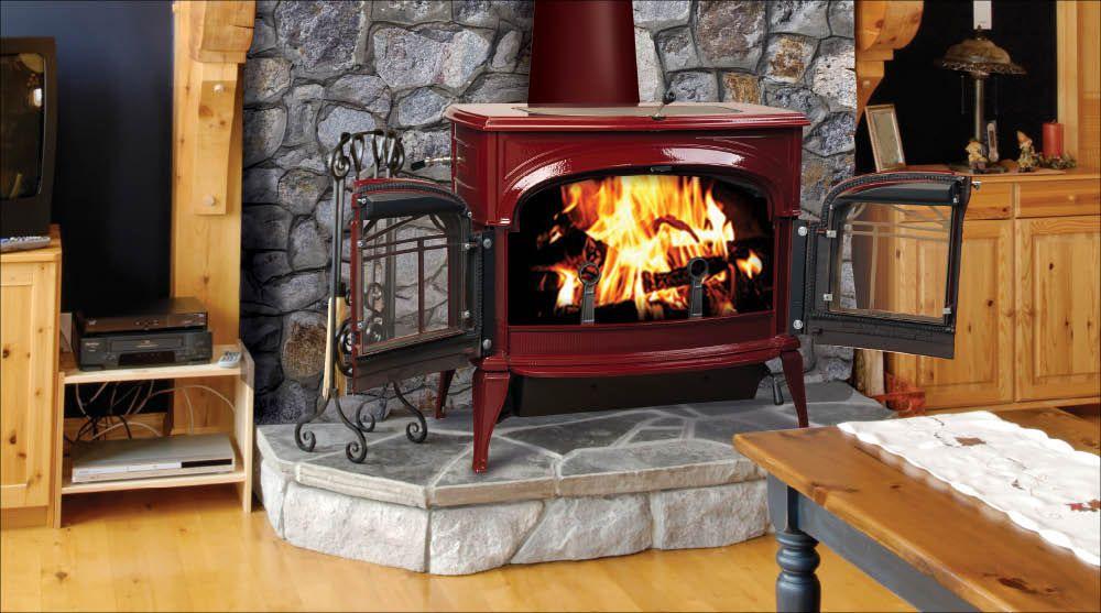 Encore Two In One Wood Burning Stove Drovyanaya Pech Drovyanye