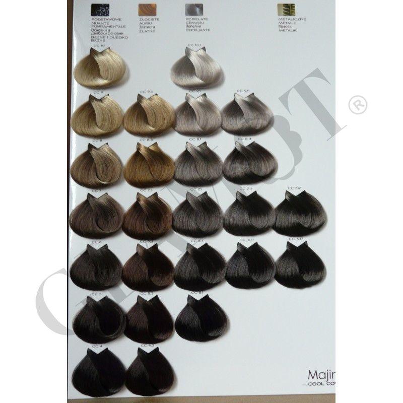 Keptalalat A Kovetkezore Loreal Majirel Cool Cover 6 1 Hair And Nails Loreal Hair Color Chart
