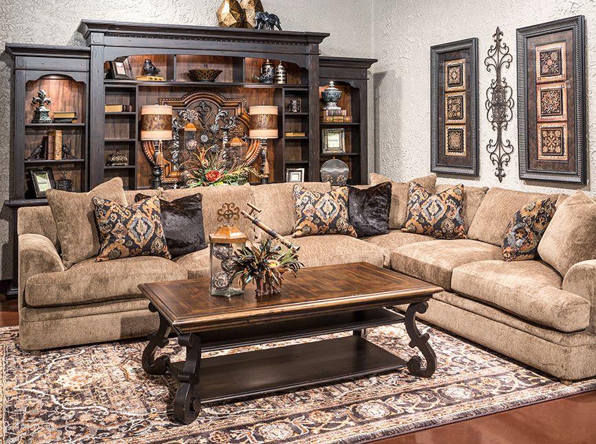 Hemispheres A World Of Fine Furniture Reba Menjikat Sectional