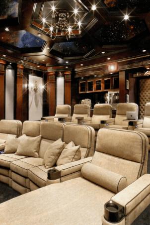Home theater design ideas also extraordinary rh pinterest