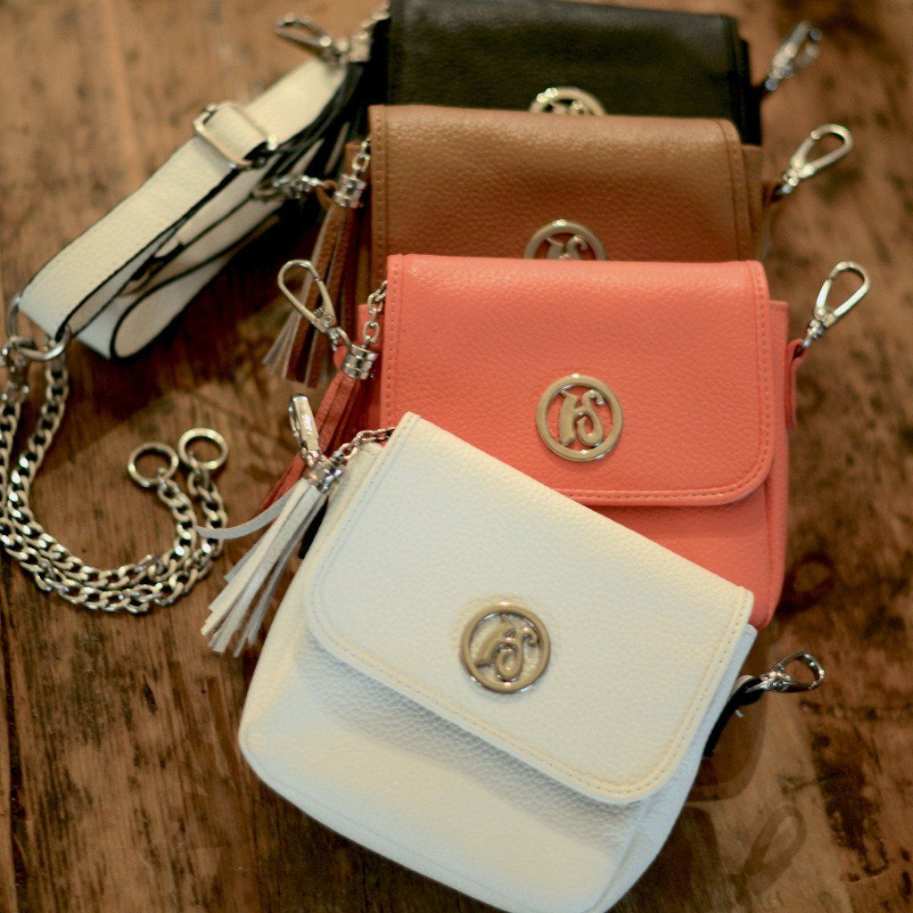 Leather Hipzbag: Hip bag - Waist bag - Cross-Body Handbag