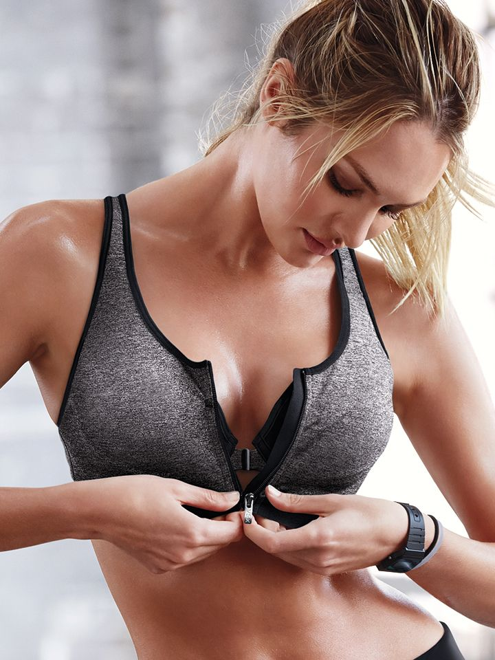 56dcf4a55a Knockout by Victoria s Secret Front-Close Sport Bra -- I have this and I  definitely recommend it. Great for well endowed women.