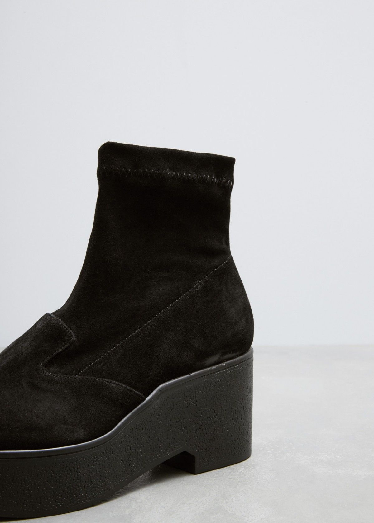 Wedge Boot Robert Shoes Ankle Slip Clergerie On Totokaelo TBqPSI