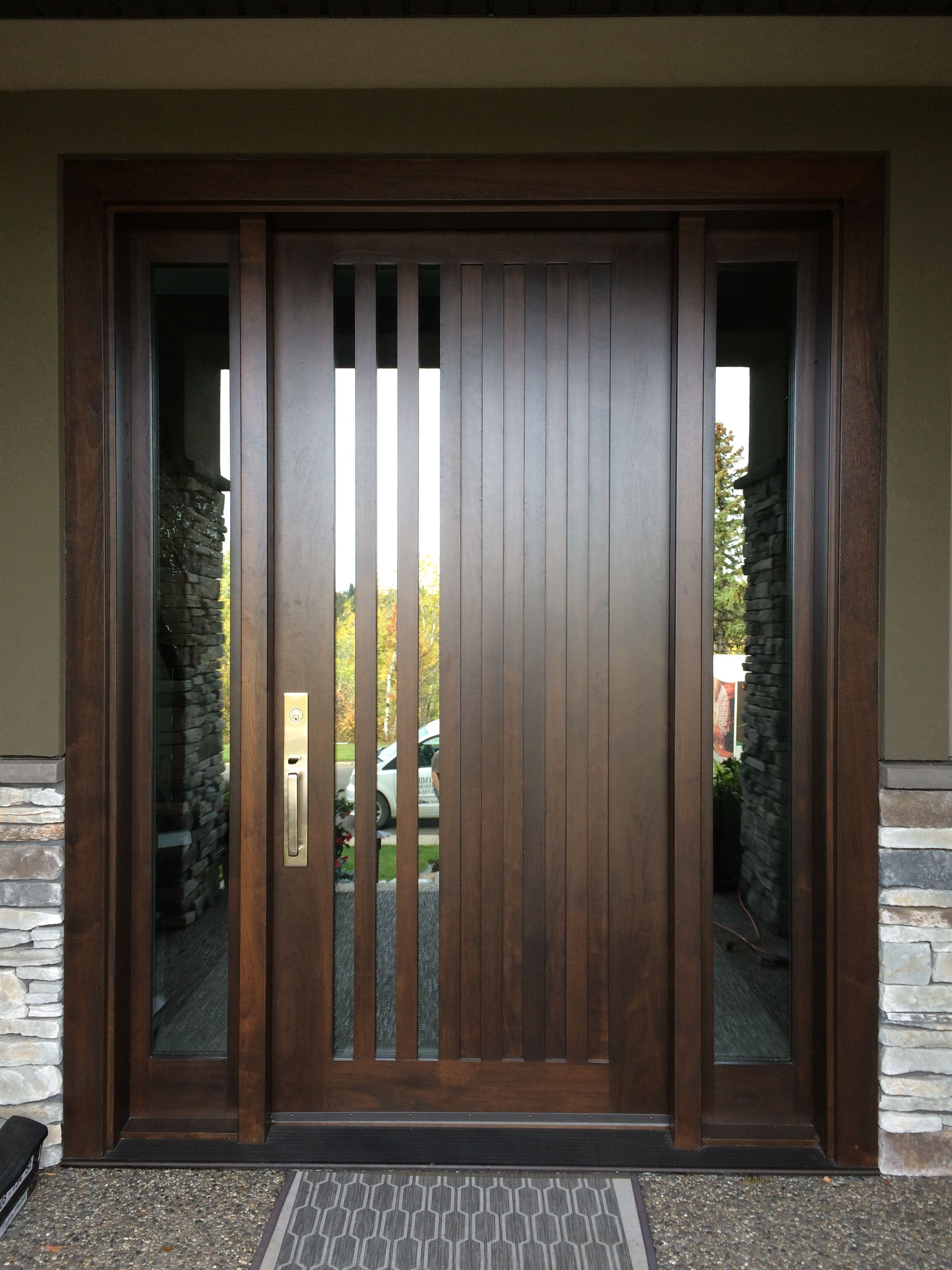 Copiado Dise 241 O De Puertas Modernas Puertas De Entrada