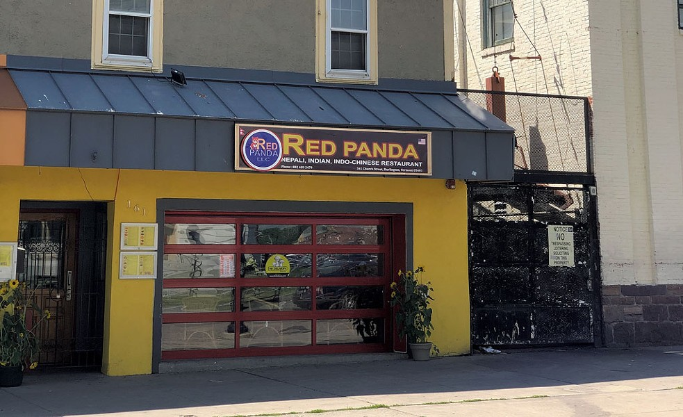 Red Panda Opens In Burlington With Himalayan Cuisine Food News Seven Days Vermont S Independent Voice Red Panda Burlington Chinese Restaurant