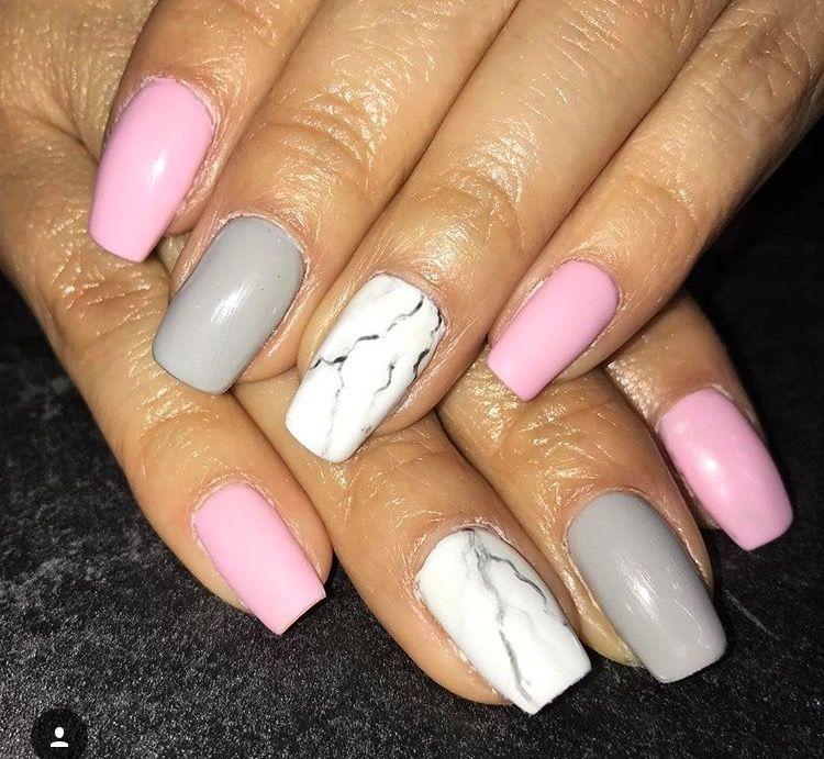 Pin de Melody em nails Unhas