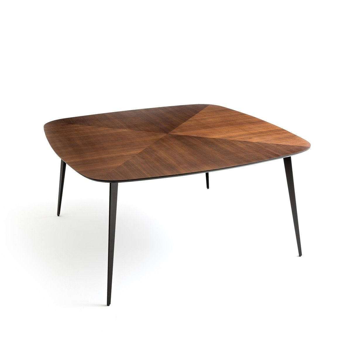 Table Carree Marquetee 8 Personnes Watford Maison Pinterest