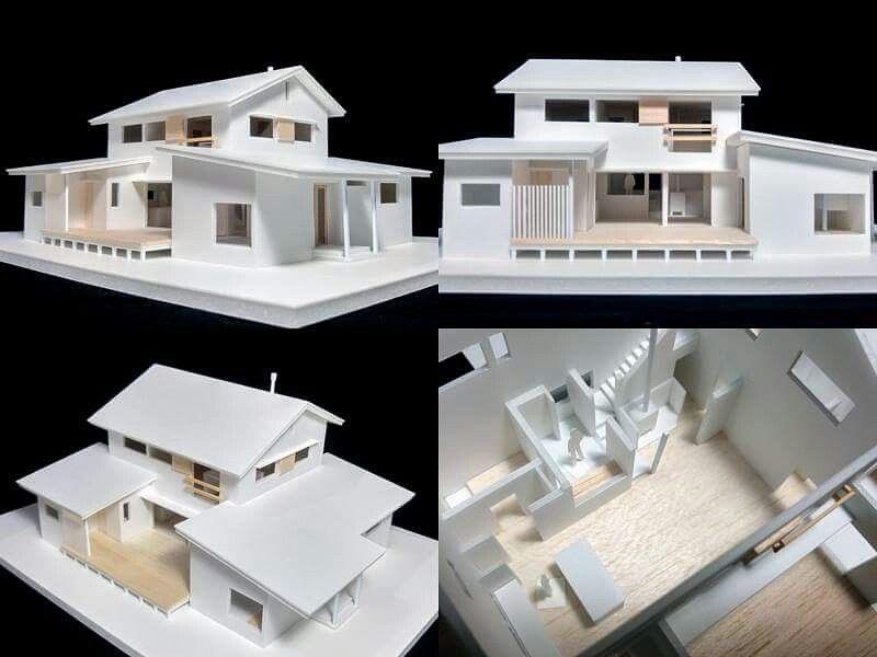 S 1 75住宅模型 建築模型の作り方 Https Www Youtube Com C