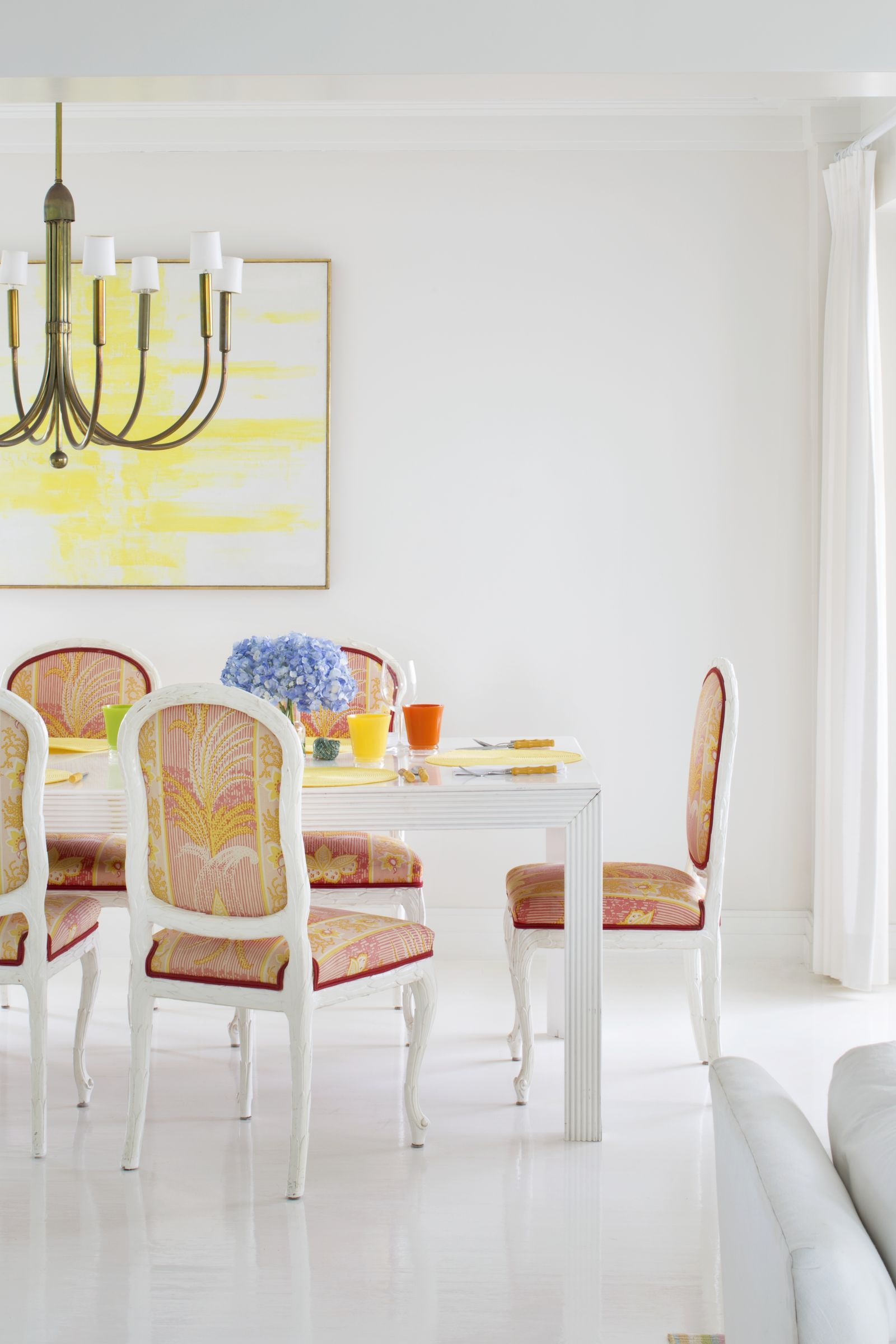 A Look Inside Some Of The Most Whimsical Homes In Palm Beach Dining RoomDining RoomsBeach ApartmentsColor OffFlorida StyleWest