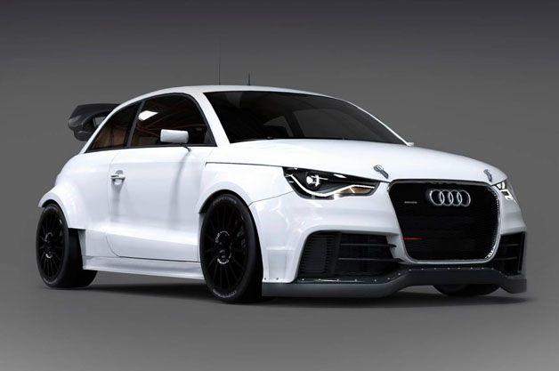 Mattias Ekstrom Unleashes Bonkers 600 Hp Audi S1 Supercar On World