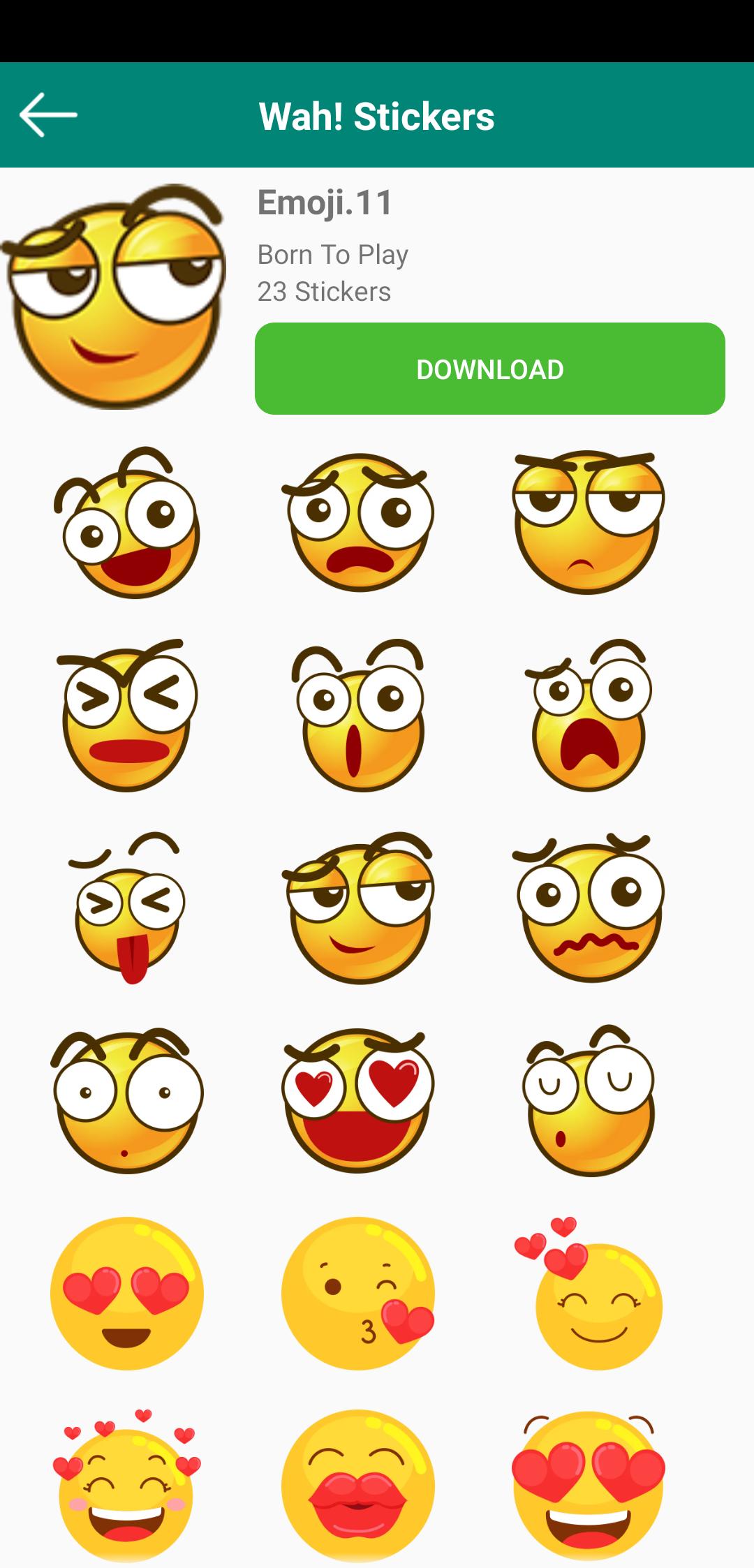 32+ Trend Whatsapp Sticker Android Kostenlos Terkeren