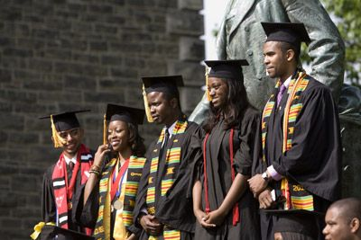 From A Guide To Academic Regalia By Cornell Chronicle Graduation