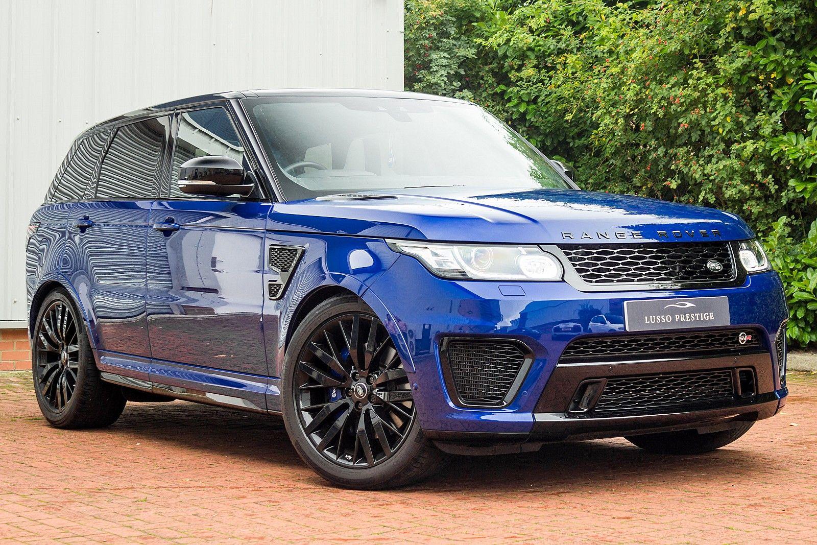 Range Rover Sport Svr Lusso Prestige Ltd United Kingdom For Sale On Luxurypulse In 2020 Range Rover Sport Range Rover Range Rover Svr