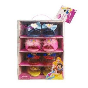 Target Mobile Site - Disney Princess Sparkle Shoe Boutique Kaylee $23