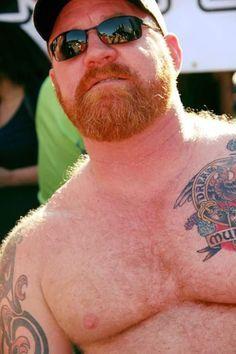 Mature redhead bara