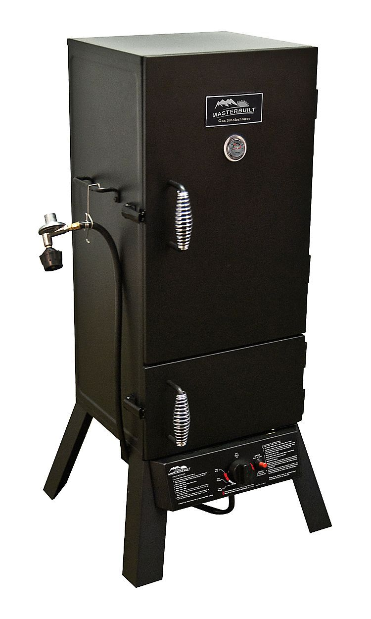 Masterbuilt Sportsman Elite 30 Two Door Propane Smoker
