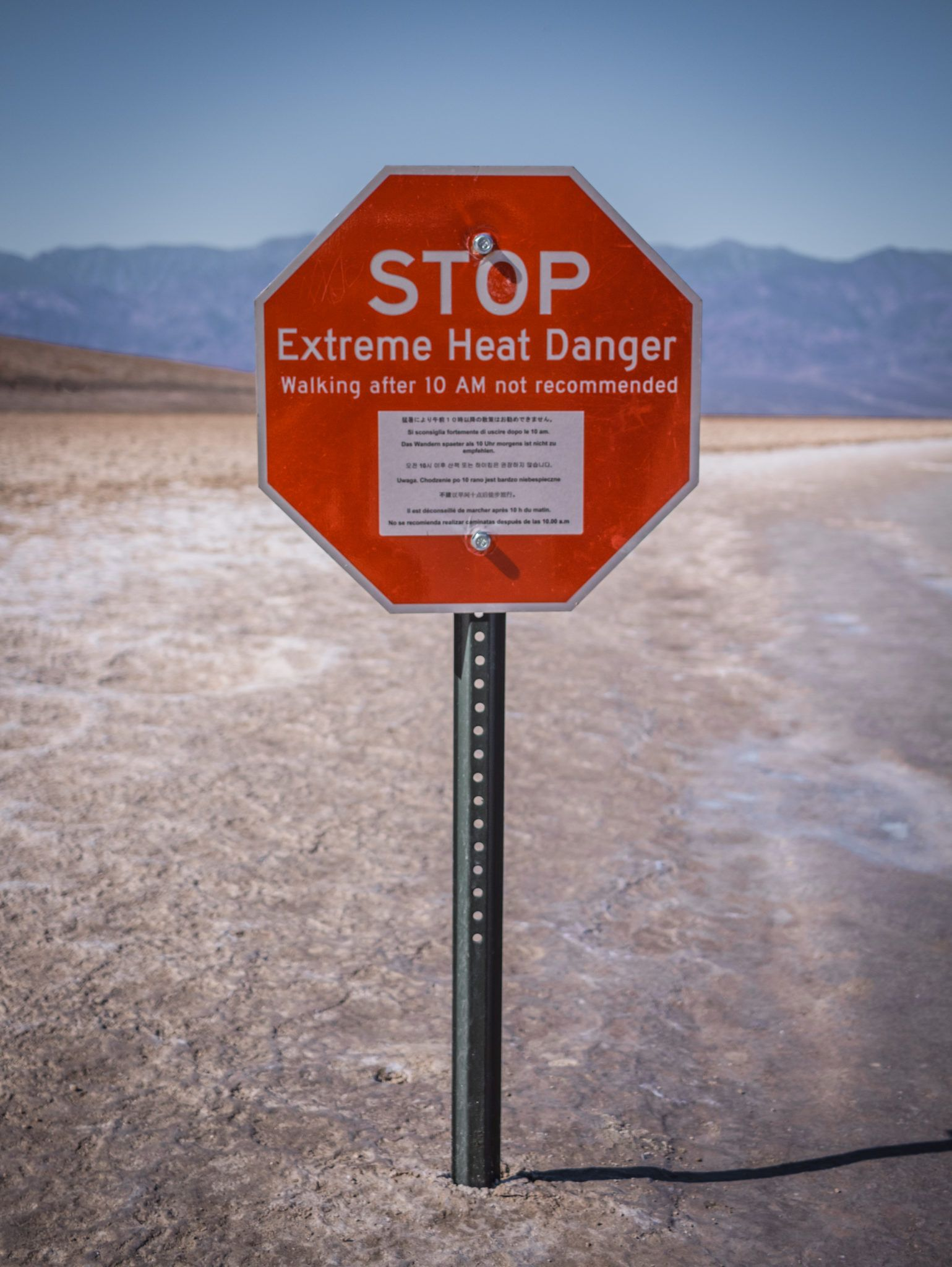 Badwater Basin Cool Adventures In The Hottest Place On Earth The Break Of Dawns In 2020 National Parks Usa Death Valley National Park Travel Usa