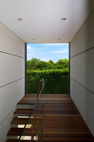 Stelle Architects Ocean Residence Guest House modern staircase
