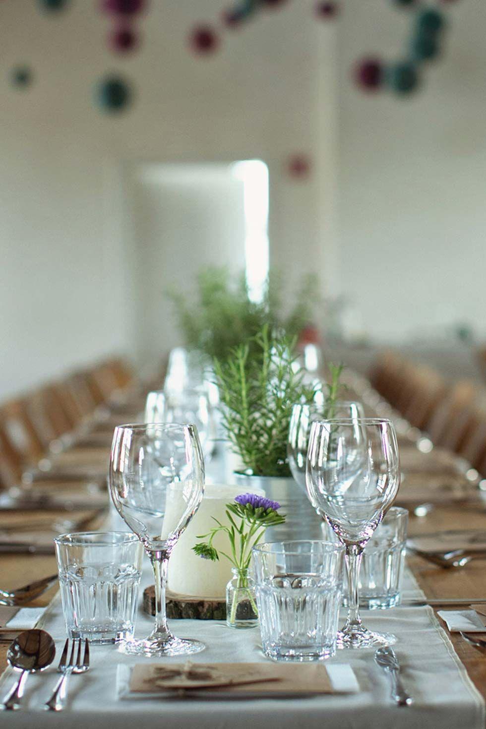 Zauberhafte Diy Vintage Hochzeit Mit Rosmarin Und Lavendel Merry
