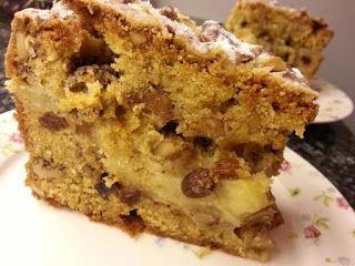 eat-culture: Apfel – Zimt - Cake (apple cinnamon cake)