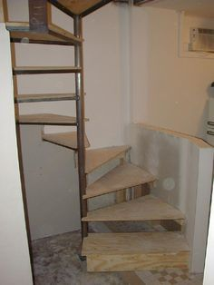 Awesome How To Build A Spiral Staircase