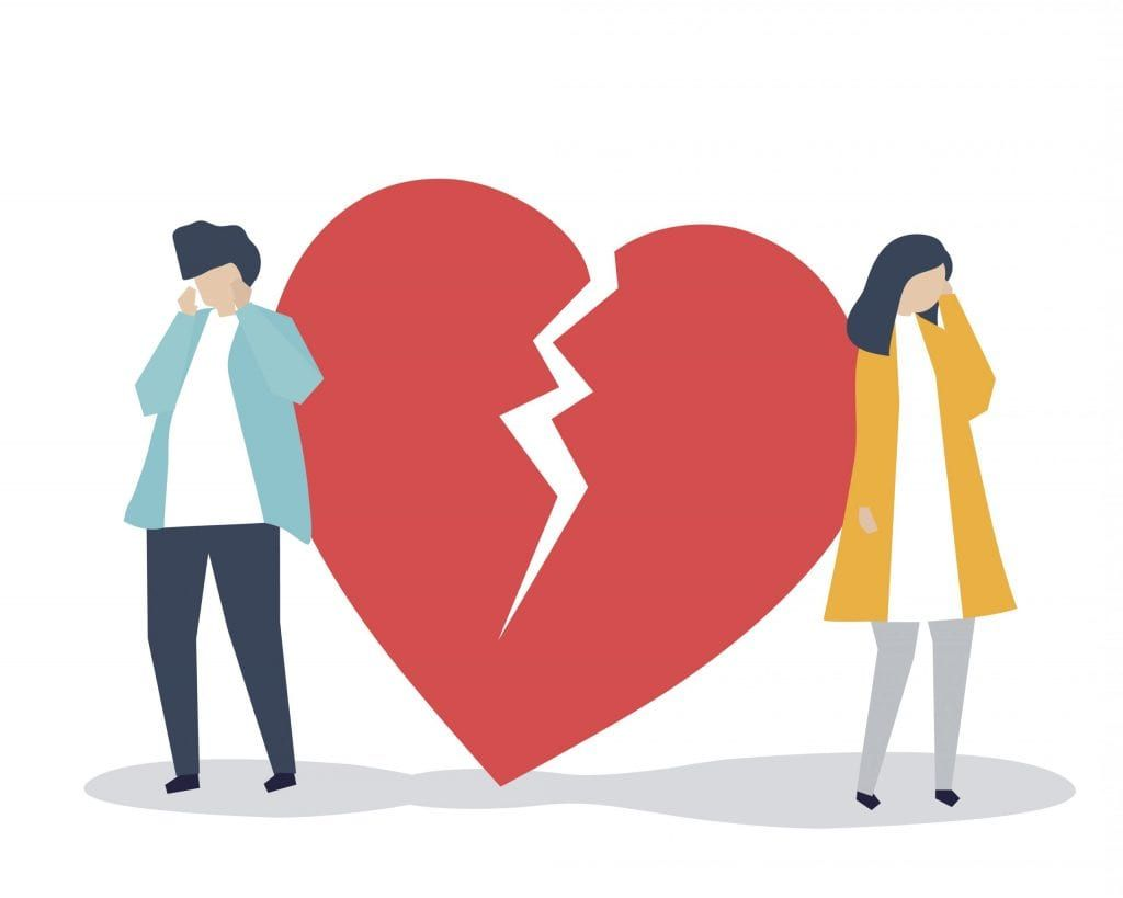 كيف تعرف أن زوجتك تتخيل غيرك Dp For Whatsapp Broken Heart Pictures Broken Heart