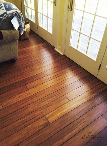 Super distressed wood floors how to make 60 ideas   Bamboo ...