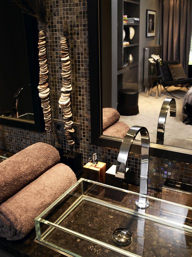 eric-kuster-badkamer-mozaiek | tg wonen | Pinterest | Bathroom ...