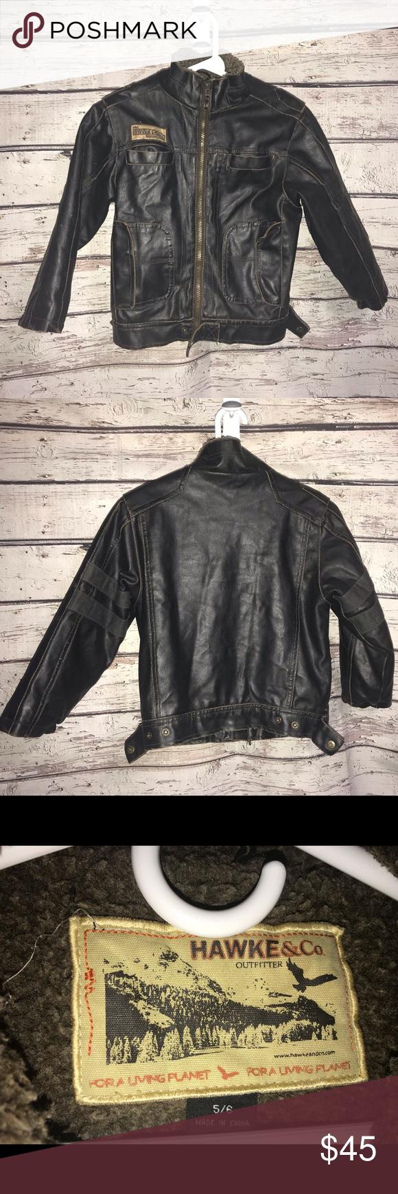 Hawke And Co Jacket Jackets Leather Jacket Faux Leather Jackets [ 1740 x 580 Pixel ]