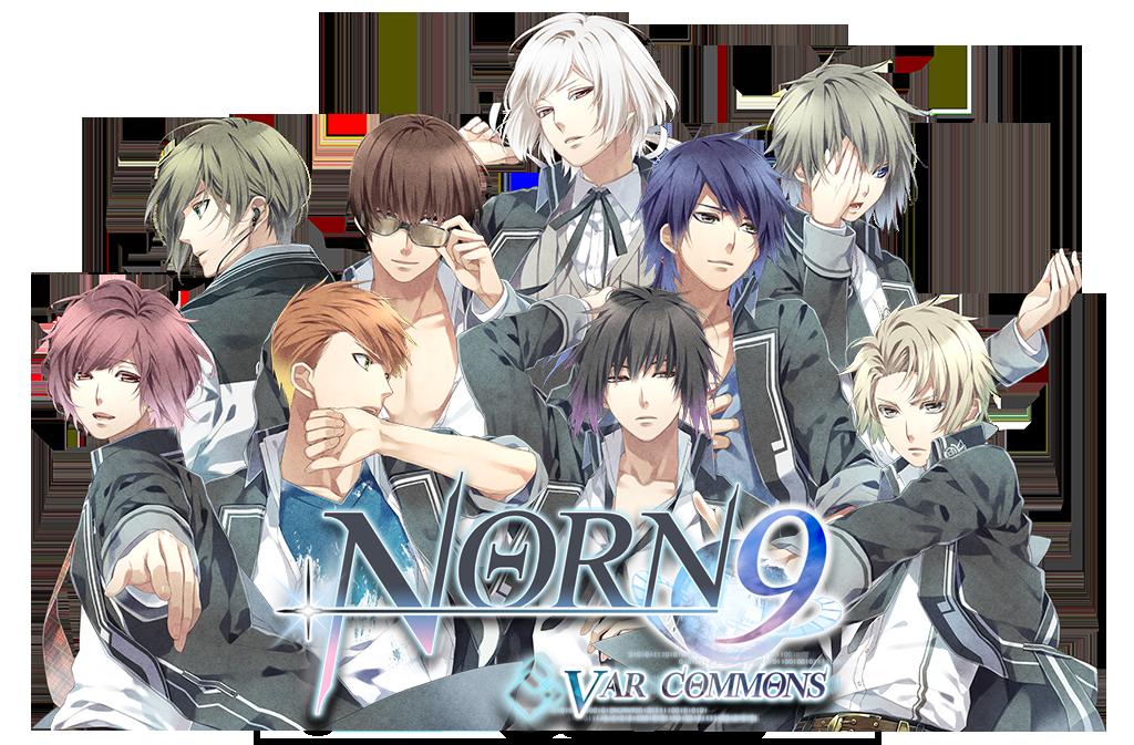 Norn 9. this 2016! Good anime series, Anime