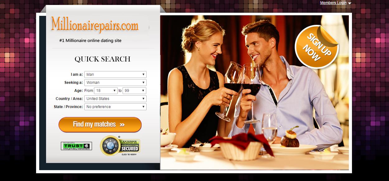 Millionaire dating blogs