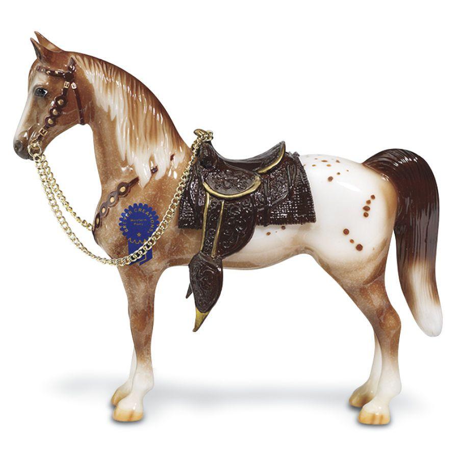 Breyer vintage western pony 2999 at
