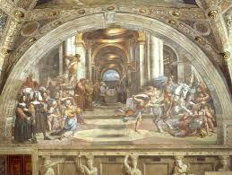 room of heliodorus raphael - Cerca con Google