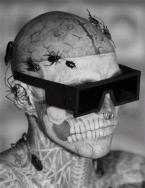 Resultado de imagen de rick genest voodoo