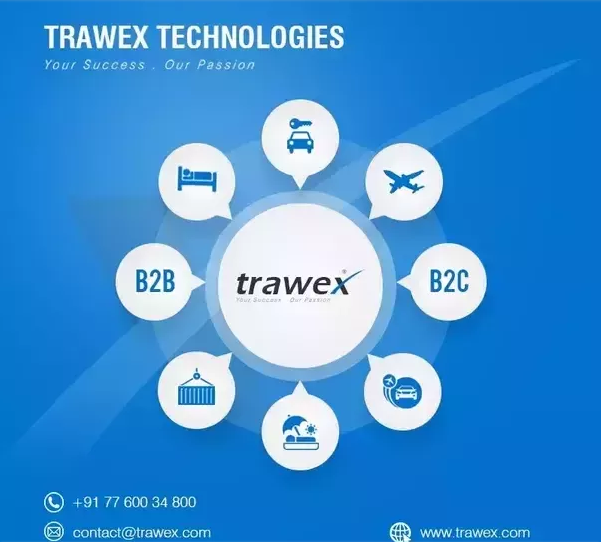 Trawex Is One Of The Top Leading Travel Technologies Company