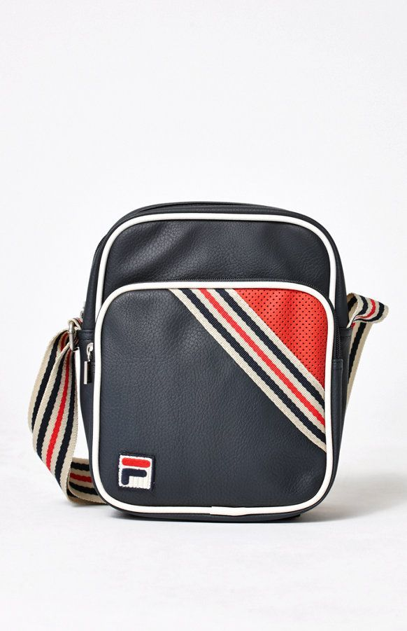 857b3df8959 Keep things sporty and casual with this athleisure take on the wide-strap  crossbody —