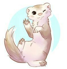 Huron Kawaii Busqueda De Google Dibujos Kawaii De Animales Dibujos Bonitos De Animales Dibujos De Animales