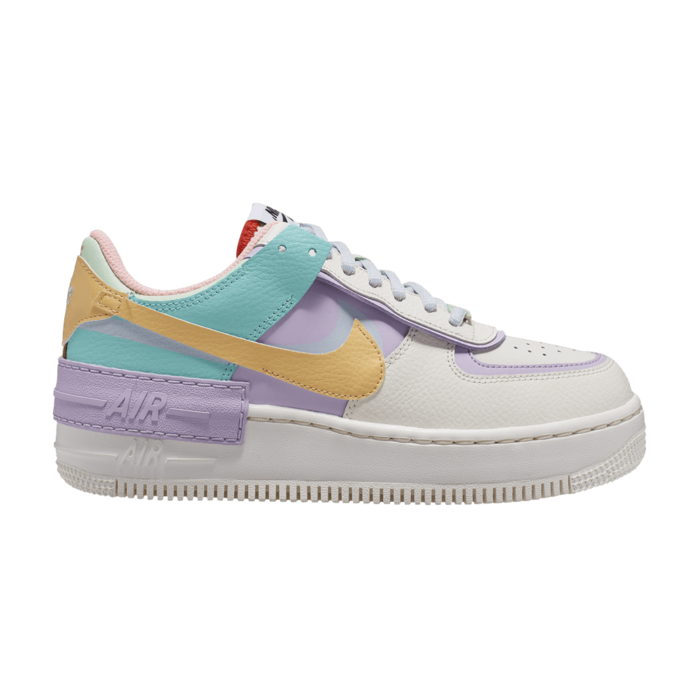 Wmns Air Force 1 Shadow 'Pale Ivory' en 2020 | Chaussure