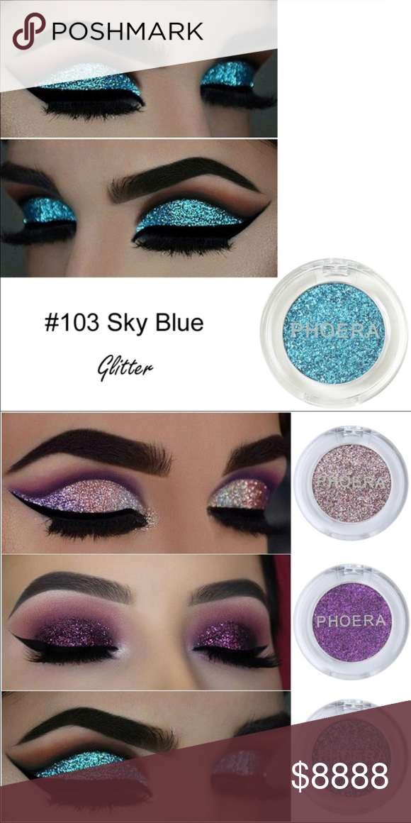 BLOWOUT ANY 6 for 25 SALE📣 Glittery eyes, Glamorous
