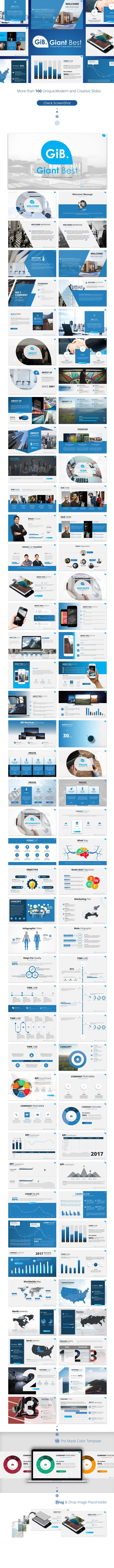 giant best powerpoint presentation template powerpoint templates