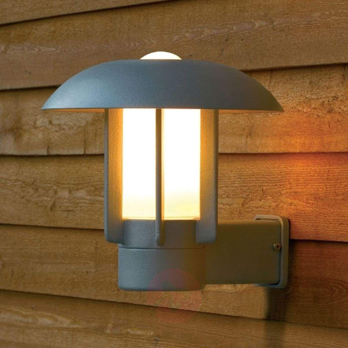 Aluminiowa Zewnętrzna Lampa ścienna Heimdal Lampy Wiszące