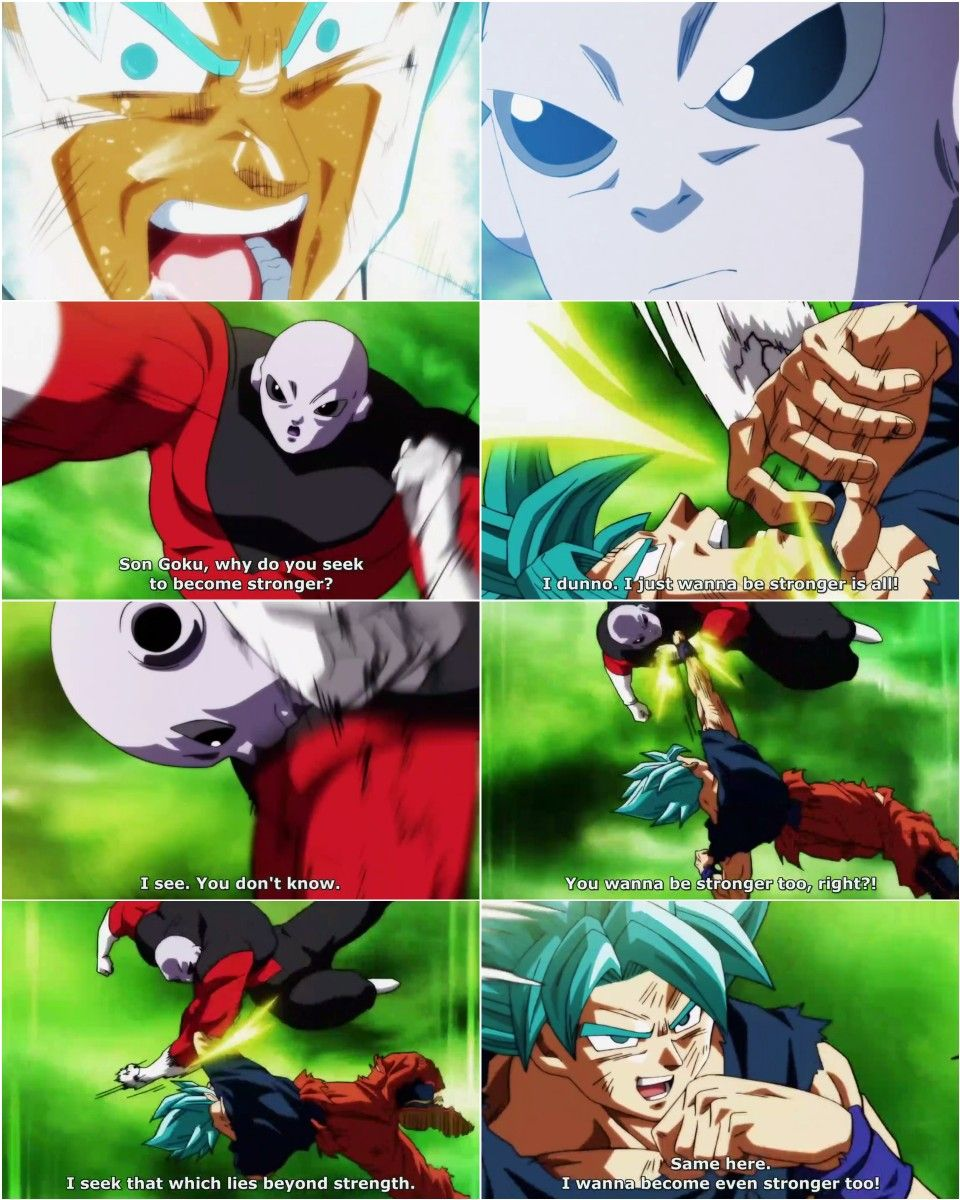 Goku Vs Jiren Goku Vs Jiren Dragon Ball Super Goku Vs