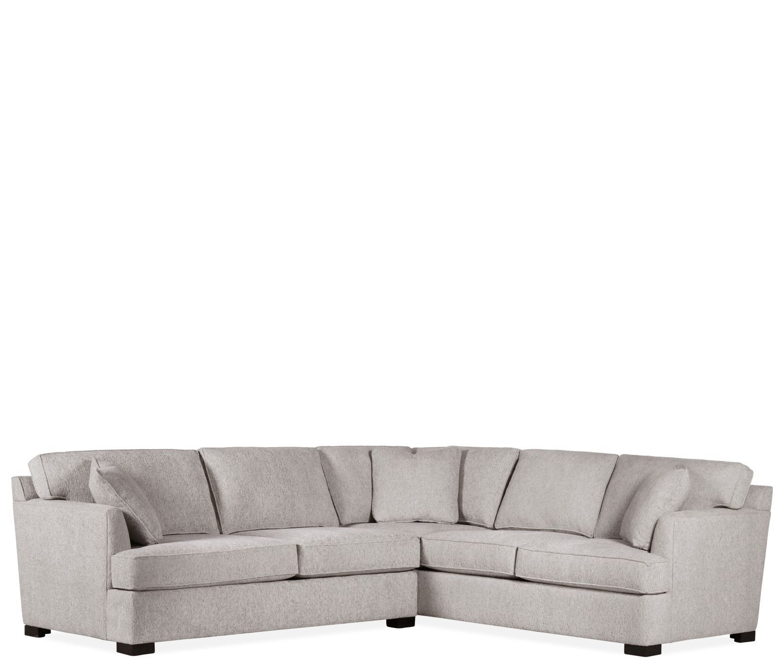 Bristol 2 Piece Rhf Sofa Sectional With Images Sectional Sofa